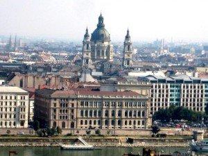Budapest - Hungarian Parliament Building