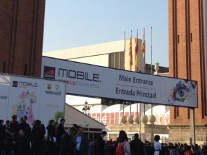 At Mobile World Congress in Barcelona, Spain
