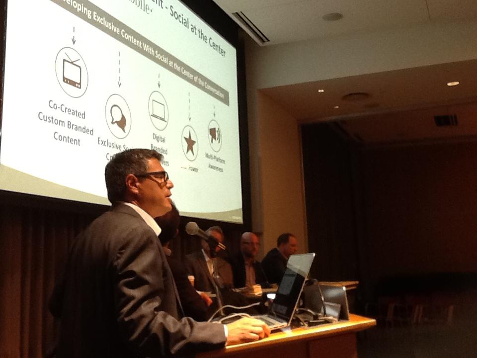 Luis De La Parra Presents The Univision T Mobile Branded Entertainment Case  Study