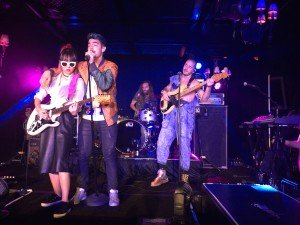 Joe Jonas and DNCE at Havas Media Event at CES 2016, 01.05.16